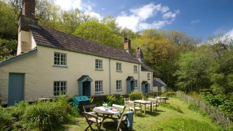 Coastguard Cottage 3, Peppercombe Valley, Clovelly, Devon – National Trust Cottages