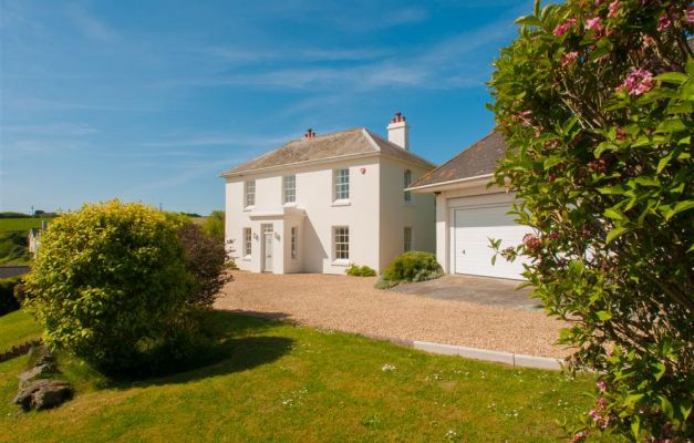 Holset House, East Portlemouth, Salcombe, South Devon – Coast and Country Cottages