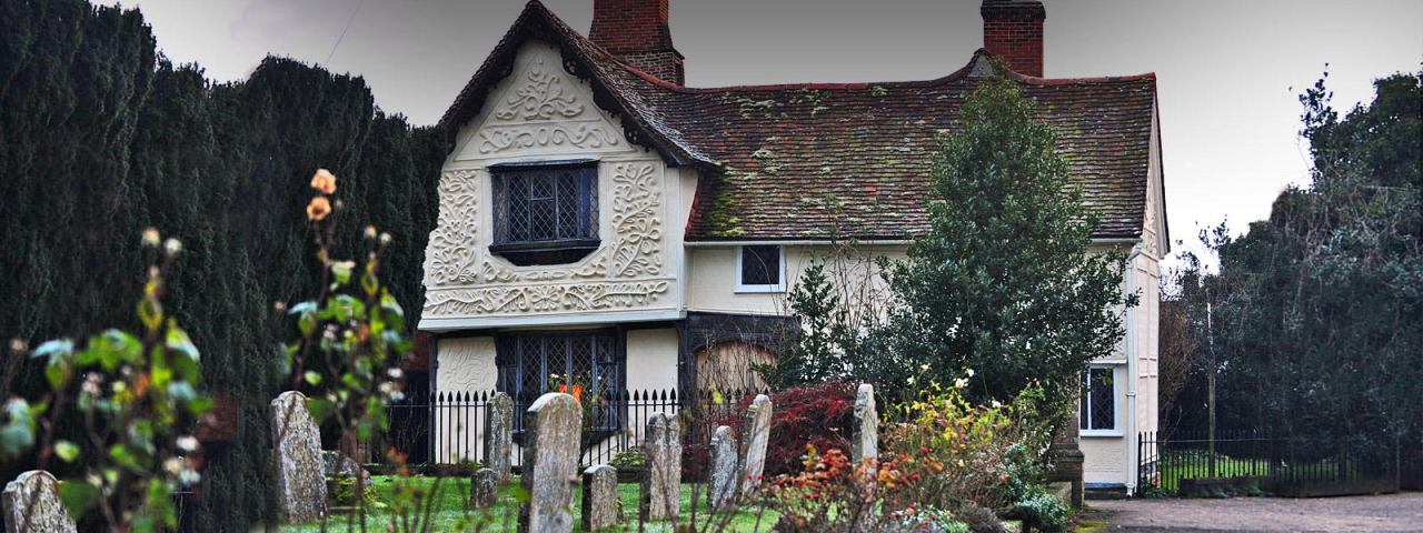 Ancient House, Clare, Suffolk – The Landmark Trust