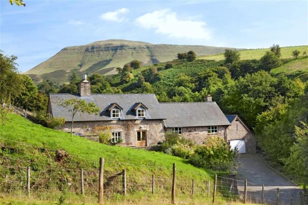 Blaencwm, Hay-on-Wye, Wales – Brecon Beacons Holiday Cottages