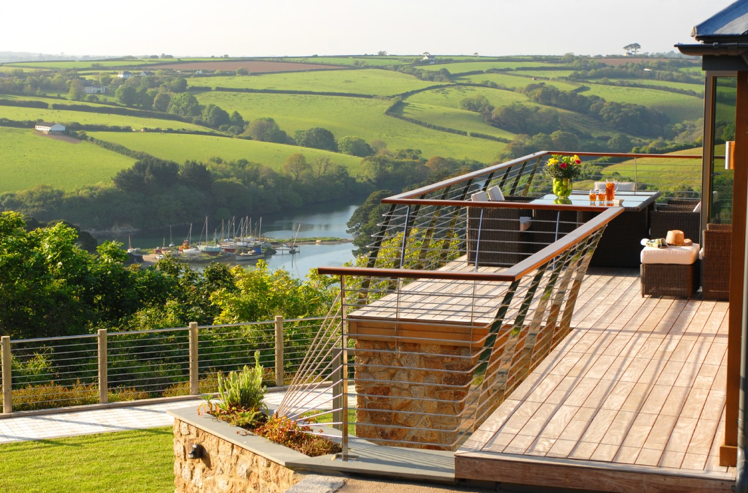 Unique Home Stays river house st just in roseland cornwall united kingdom