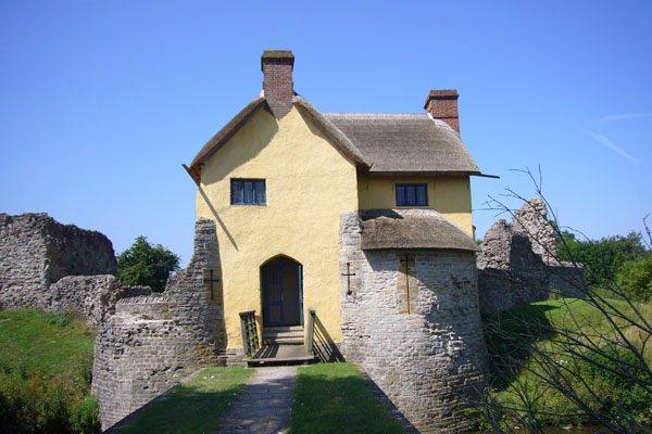 Stogursey Castle ext_Katie Arber2