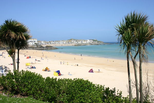 John Fowler Holidays Holiday Park St Ives Cornwall