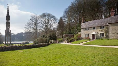 89 Church Lawn, Stourton, Wiltshire, Uk – National Trust Holiday Cottages