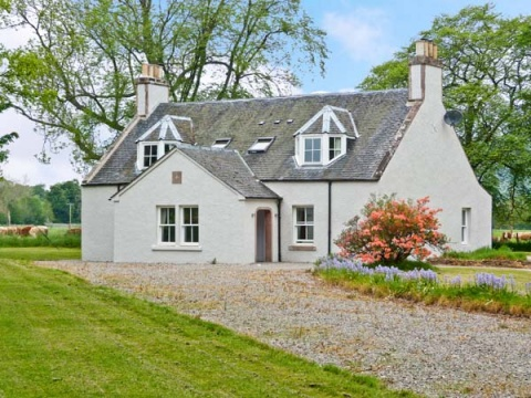 Easter Urray Cottage, Muir of Ord, Beauly, Scotland – Sykes Cottages