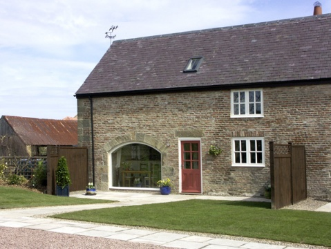 The Granary, Longframlington, Alnwick, Northumberland – Sykes Cottages