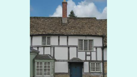 2, High Street, Lacock, Wiltshire – National Trust Cottages