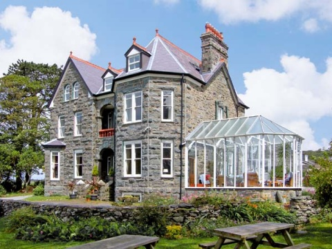 Pensarn Hall, Llanbedr, Harlech, North Wales – Sykes Cottages