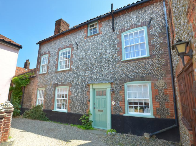 Spar Cottage, Blakeney, North Norfolk – Norfolk Country Cottages