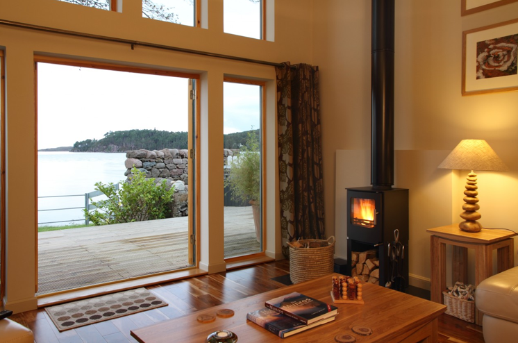 Skyfall, Loch Ewe, Scotland – Unique Home Stays