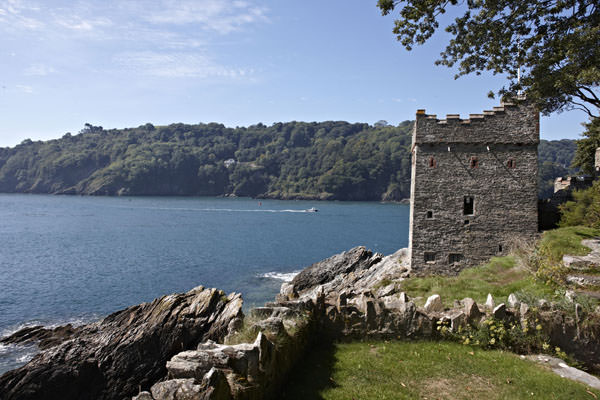 Kingswear Castle, Near Dartmouth, Devon – The Landmark Trust