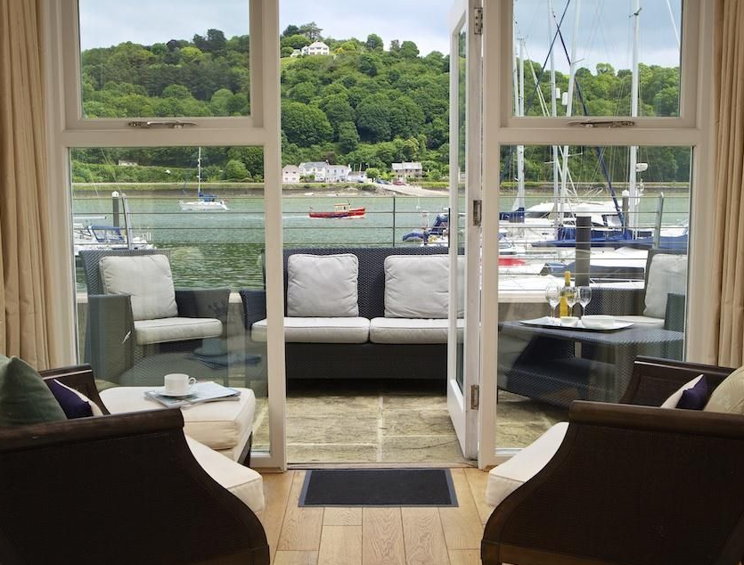 26 Dart Marina, Dartmouth, Devon, UK – Coast & Country Cottages