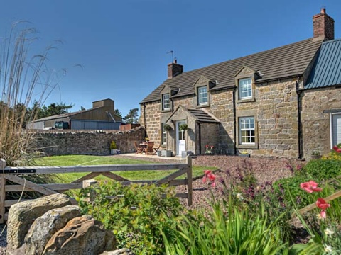 The Old Farmhouse, Lowick, near Holy Island, Northumberland – Sykes Cottages