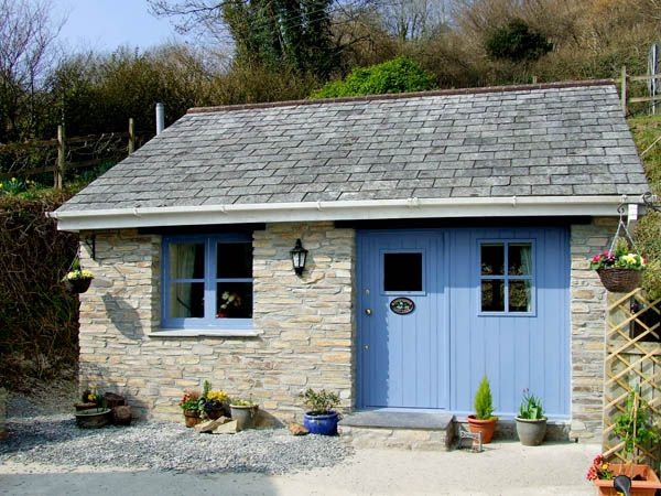 Sykes Cottages - Kingfisher Cottage, Pentewan near Mevagissey, Cornwall
