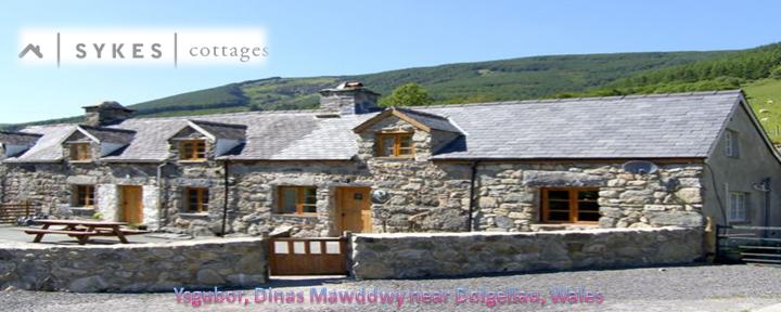 Ysgubor, Dinas Mawddwy near Dolgellau,Wales