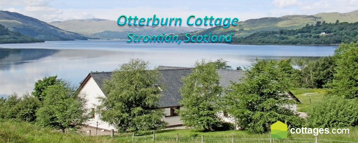 Otterburn Cottage, Strontian, Scotland