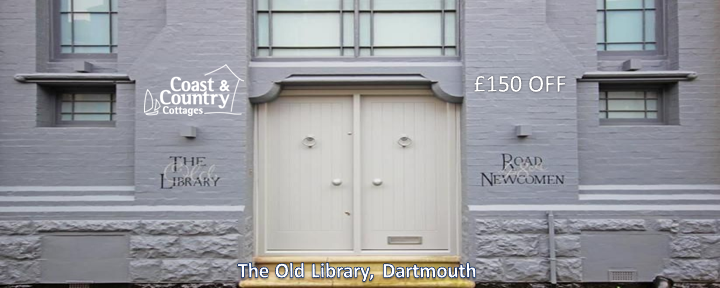 The Old Library, Dartmouth, UK