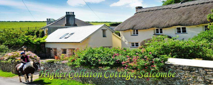 Higher Collaton Cottage, Salcombe