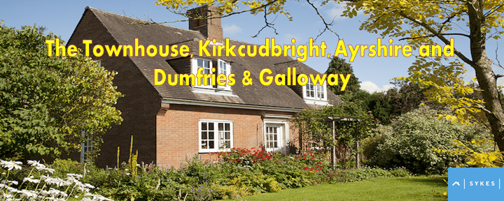 Sykes Cottage – The Townhouse, Kirkcudbright, Ayrshire and Dumfries & Galloway