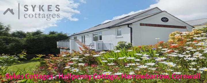 Sykes Cottages – Halfpenny Cottage, Harrowbarrow,Cornwall