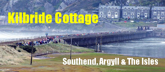 Kilbride Cottage, Southend, Argyll & The Isles