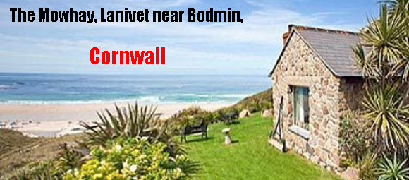The Mowhay, Lanivet near Bodmin,Cornwall