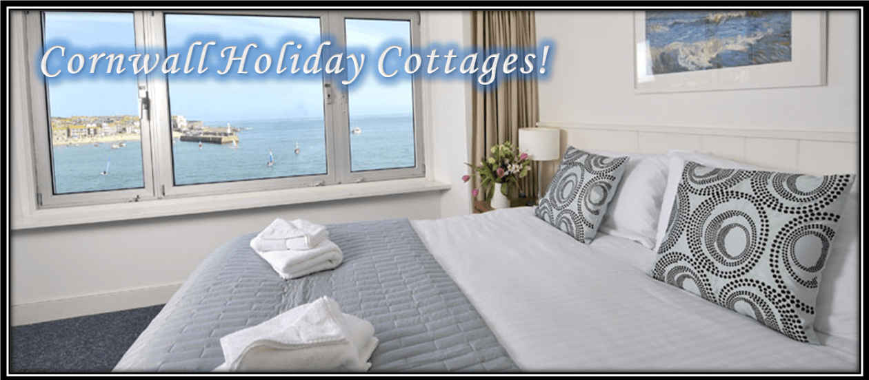 3 Ideal Holiday Cottages To Choose For Weekend Getaways To Cornwall!
