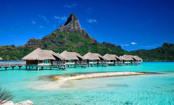 Bora-bora-Tahiti