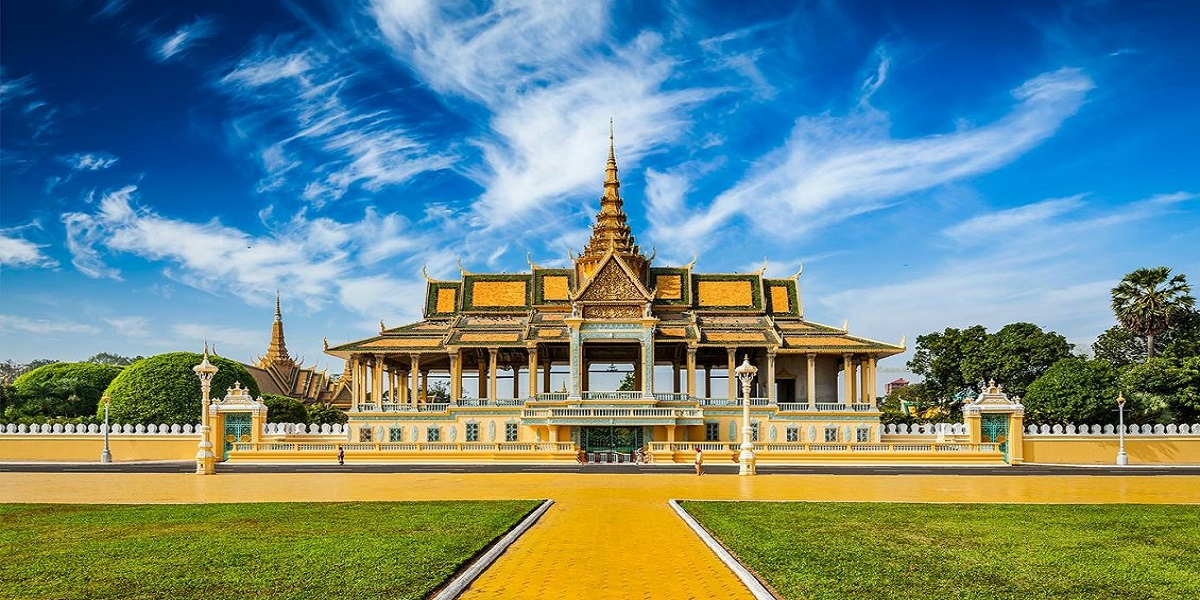 Phnom Phen Royal Palace