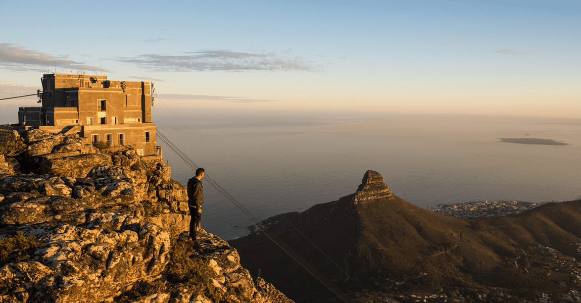 South Africa Table Mountains