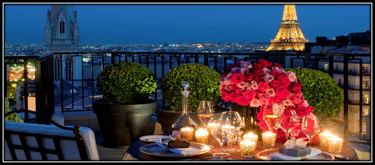 Most Alluring Hotels To Book In France For RomanticGetaways!